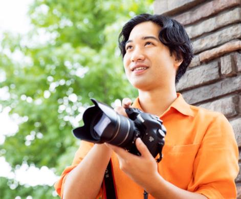 アシスタント,カメラマン